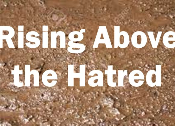 """Rising Above the Hatred: Session 4 (the final session) – """"Facing Each Other"""""""