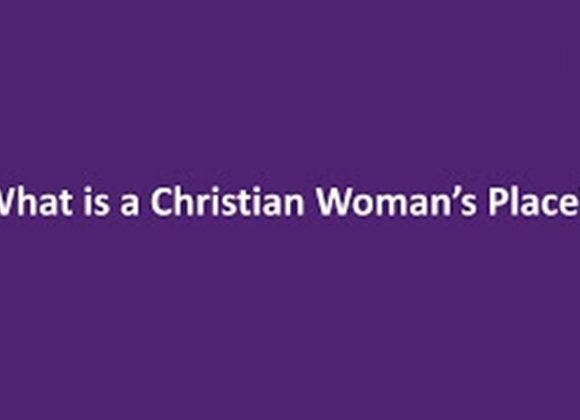 The Wesleyan Way of Following Jesus: Session #5 – The Bible, Women, and Ministry
